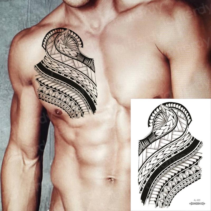 Discount Shoulder Tattoos Men Shoulder Tattoos Men 2020 On Sale At Dhgate Com