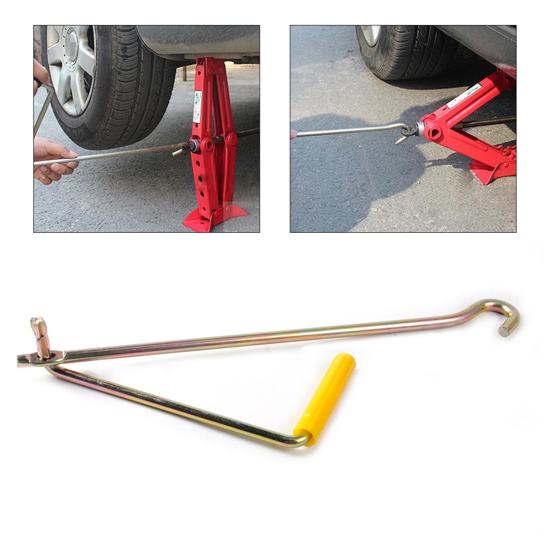 2019 Beler Car Van Garage Tire Wheel Lug Wrench Scissor Jack Crank