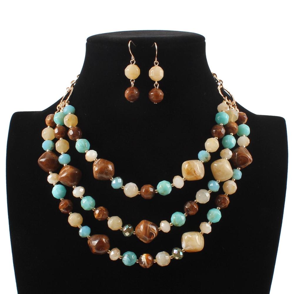 fashion women jewelry sets (8)
