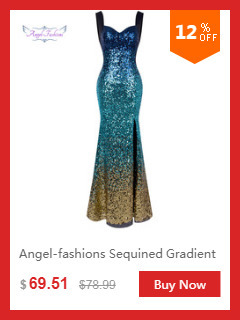 Angel-fashions Women/'s Boat Neck Sequin 3//4 Sleeves Pleated Draping Dress 356