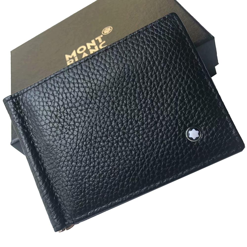 Qualità vera pelle portafoglio carte di credito titolare SLIM MINI Viaggio Business denaro