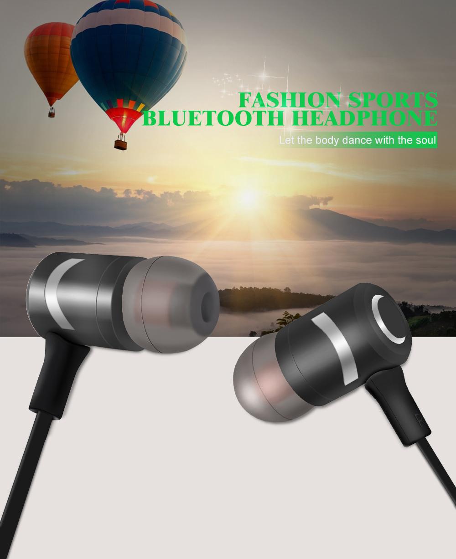 YODELI Bluetooth Earphone With MIC Sweatproof Gym Sport HIFI Wireless Earphones Stereo Headphones For Samsung iPhone Xiaomi LG (1)