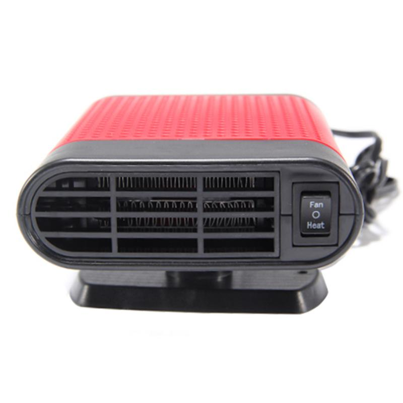 360 Degree Rotate Adjustable Acidea 12V Car Heater Windshield Defroster Portable Heater for Vehicle Trucks Home Office Table Pink 12V Auto Electronic Heater Fan Fast Heating Defrost 150W