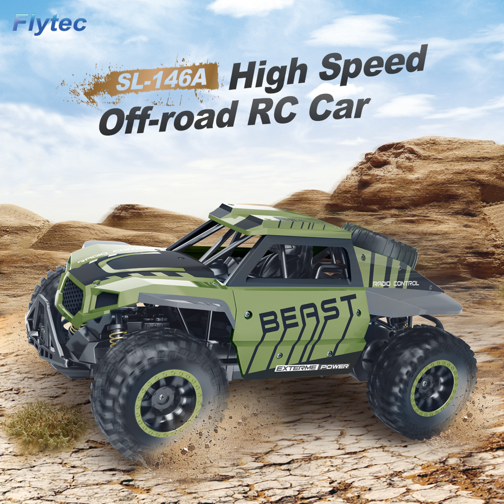 SL-146A-Flytec-Green-High-Speed-Off-road-RC-Car_01