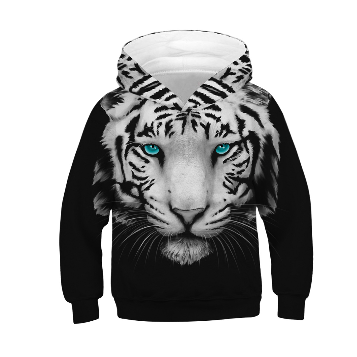 Sweater 3d Tiger Online Wholesale Distributors, Sweater 3d