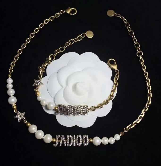 Wholesale Pearl Gold Necklace Indian Designs Buy Cheap In Bulk From China Suppliers With Coupon Dhgate Com
