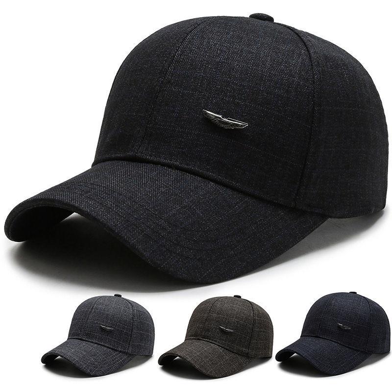 Music Bear Fashion Adjustable Cotton Baseball Caps Trucker Driver Hat Outdoor Cap Black