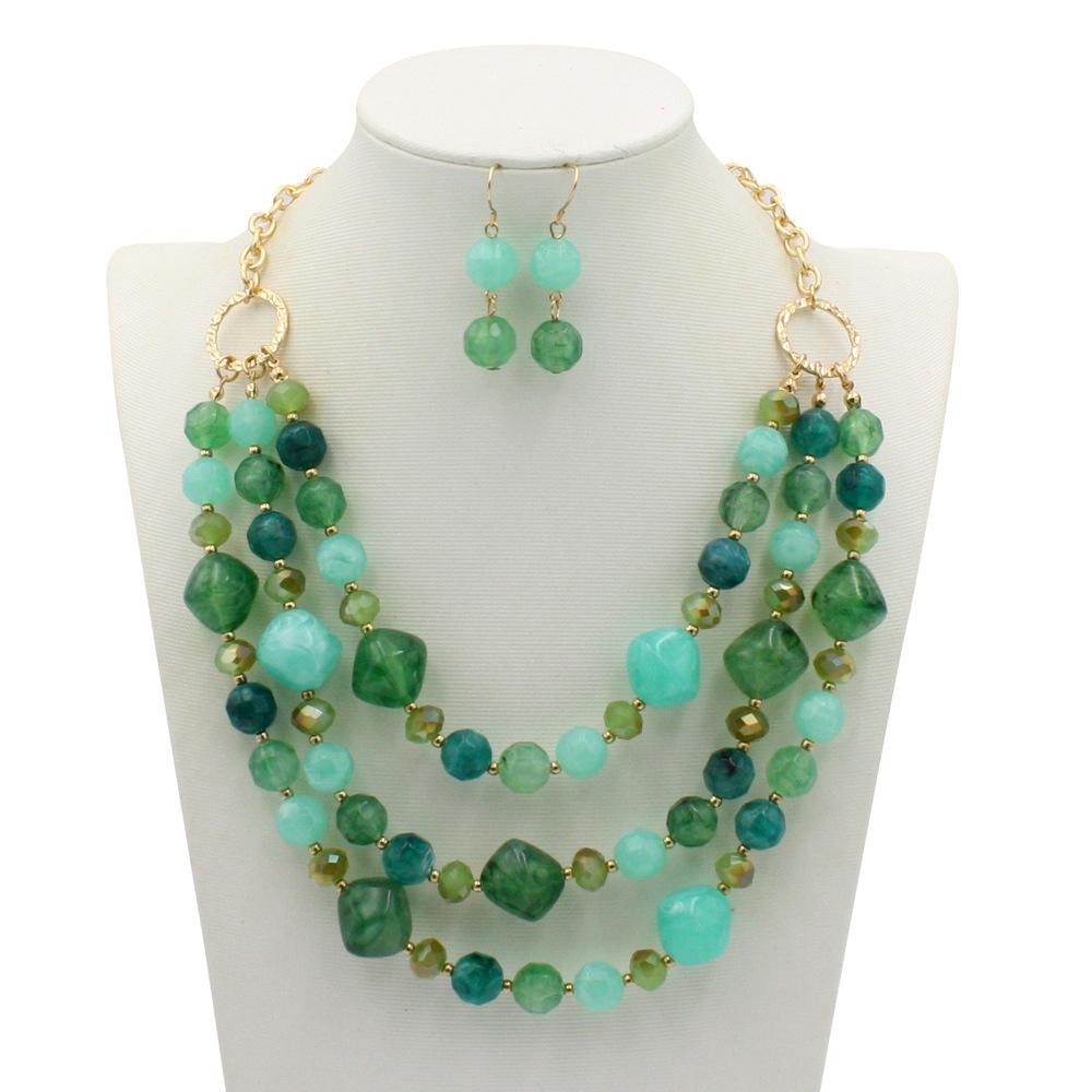 fashion women jewelry sets (3)