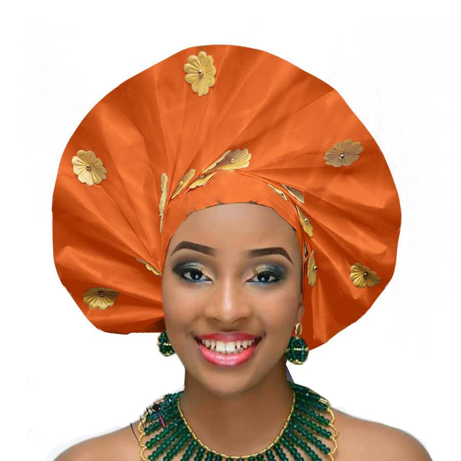 2018 african headtie wraps aso oke gele nigerian headwear asobi headdress african turban (5)