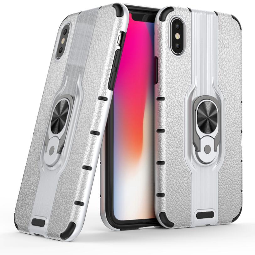 Per Apple IPHONE 11 Custodia Lusso Diamante con Anello Stand Oro Posteriore Cov