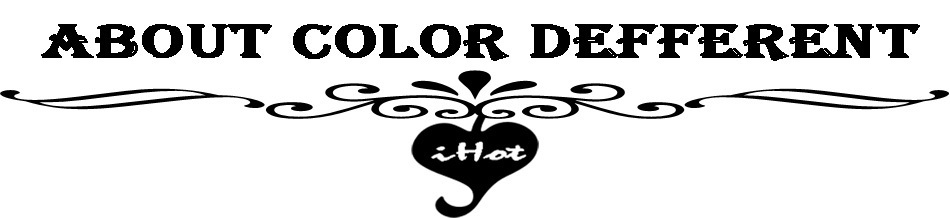 about color different 1