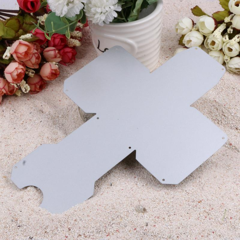 Metal Cutting Dies DIY Square Candy Gift Box Handmade Paper Photo Album Embossing Making Craft Decorative Frame Stencils Supply