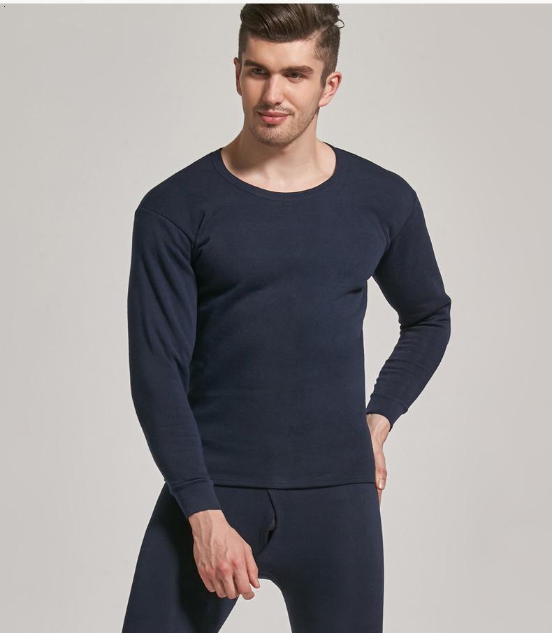 Thermal Underwear For Men Plus Size Thermal Underwear Set Winter Long Johns Men Warm Thermal Underwear Set Thermo Kleding 20