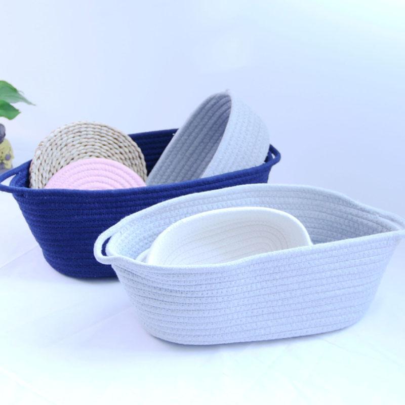 Cesta organizadora de Almacenamiento de beb/é para Ropa de guarder/ía Swan ZDD Cesta de lavander/ía Sprouts