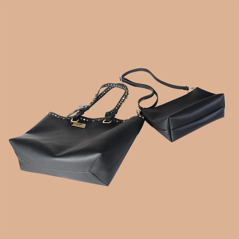 Candy Corn Fashion Diagonal Single Shoulder Workout Bag