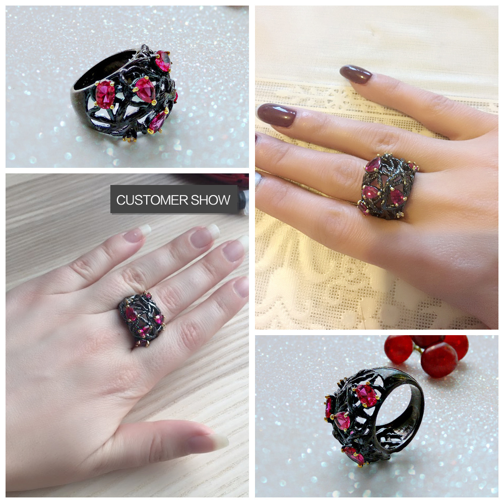 red anel anillos 09