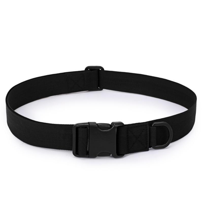 Selighting Tactical Combat Belt Utility Gear Quick Release Belt Adjustable Heavy Duty Police Belt Military Security Equipment with Buckle