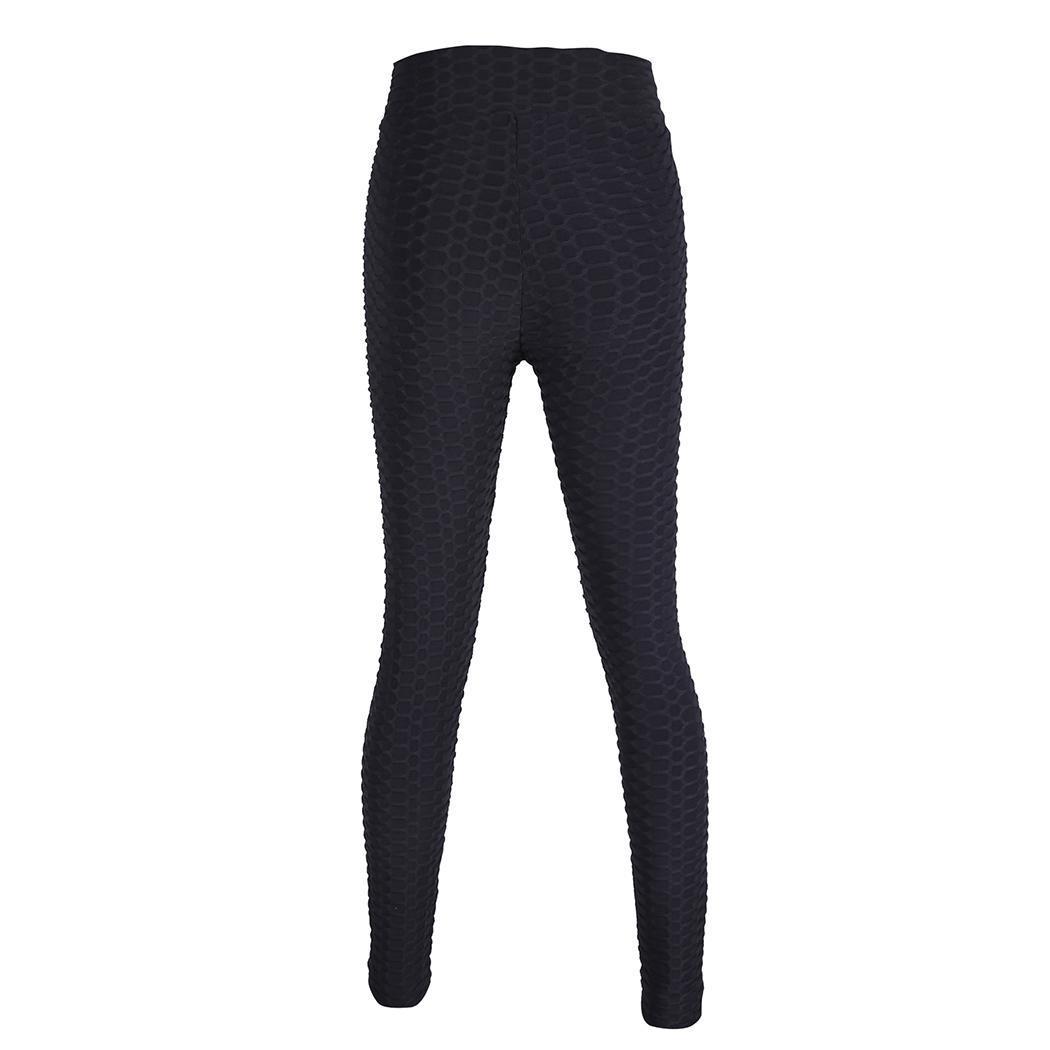 Moda Nueva Moda Mujer Yoga Fitness Running Gym Stretch Pantalones deportivos Pantalones Leggings Nueva moda Fitness Leggings