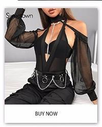 sexy body blouse