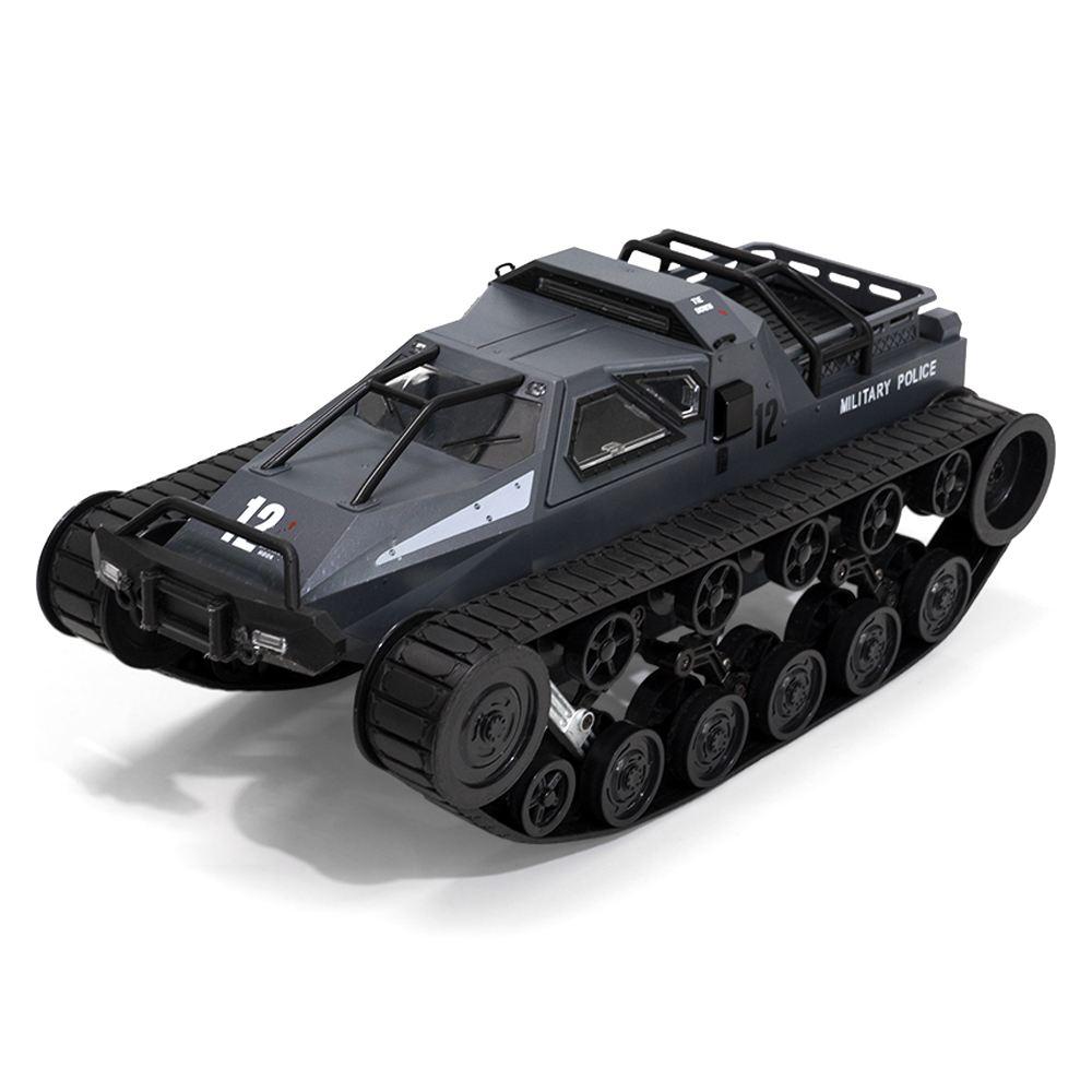SG 1203 RC Tank Car With Gull Wing Door Drift 2.4G 1:12