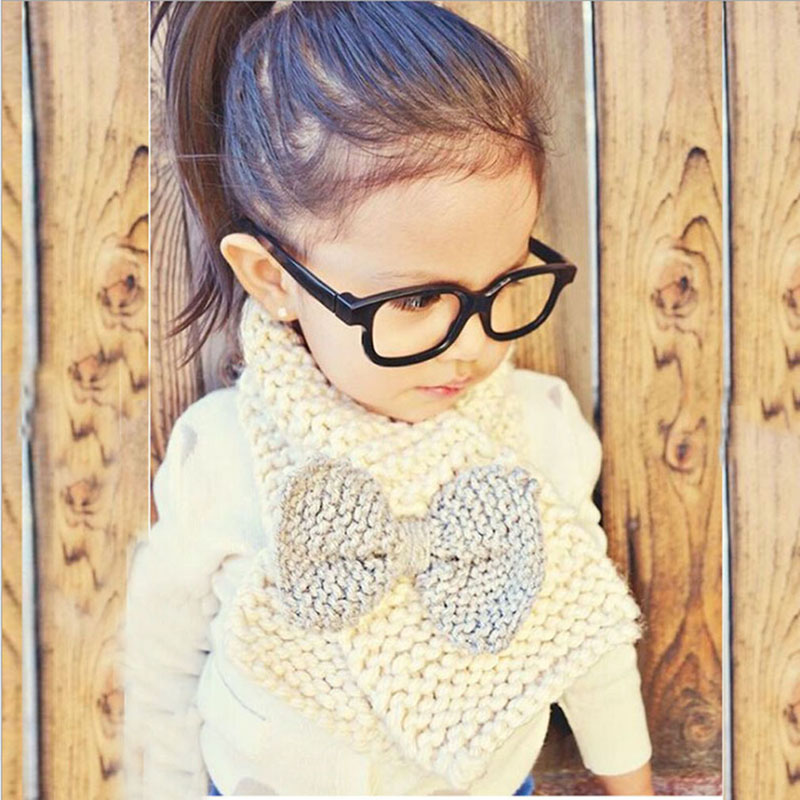 LAAT Baby Sciarpa del Sciarpa per Bambino Sciarpa della Ragazza del Ragazzo della Sciarpa del Cotone del Bambino Cappelli Autunno e Inverno Cotone O Anello Collo Sciarpe