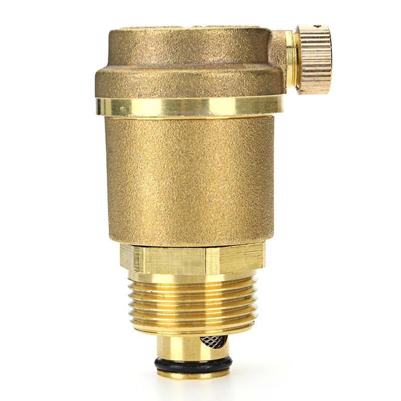 Heating automatic exhaust valve bleeder valve exhaust valve DN15-DN25