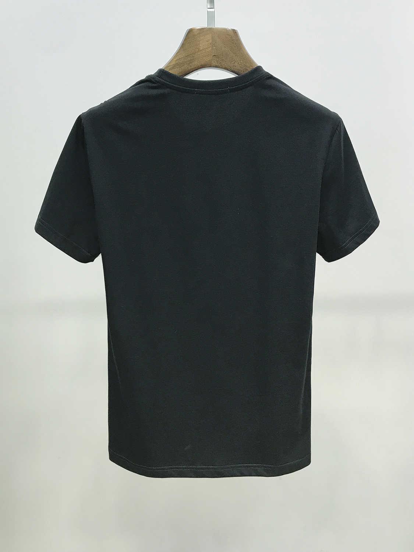 Wie 20ss neue Art und Weise Männer und Frauen-T-Shirt Original Brand Qualität und vorzüglicher Druck kurzen Ärmeln aus reiner Baumwolle T-Shirt