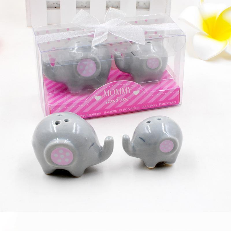 Set of 12 Baby Shower Gifts /& Wedding Favors About to Hatch Ceramic Baby Chick Salt /& Pepper Shakers