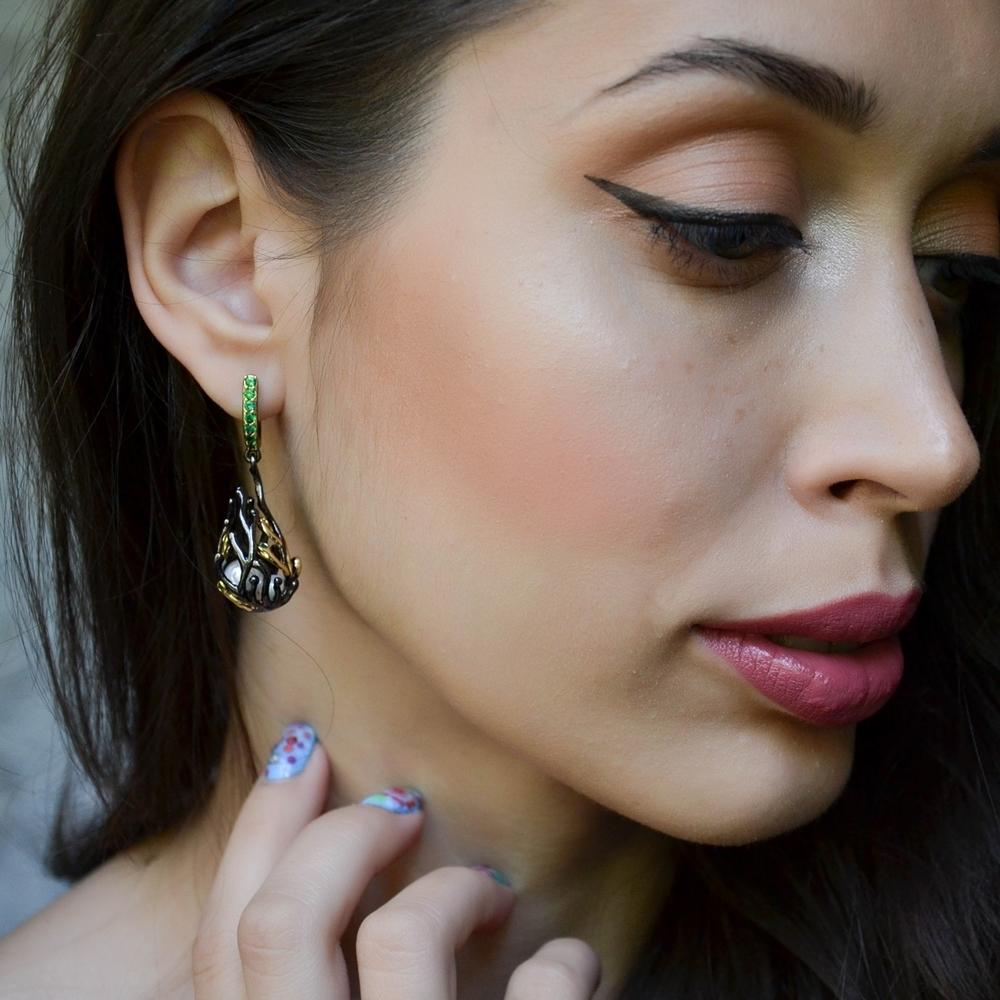 WE3771 pearl earrings women (6)