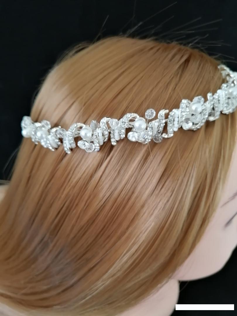 die Haar Wedding 20pcs löschen Kristallrhinestone-Perlen-Haar-Klipp-Frauen
