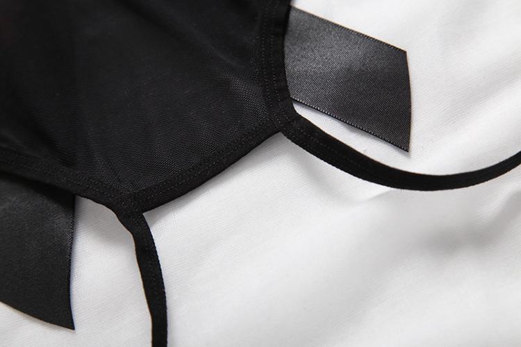 Women Sexy Lingerie Erotic Open Crotch Sexy Panties Porn Transparent Lace Underwear Crotchless Sex Wear Underpants Briefs