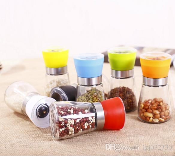 Verde YARNOW 25Pcs Frascos de Especias de Pl/ástico Botellas con Tapas Contenedores Sal Pimenteros Tarro de Condimentos Frasco de Condimentos para Barbacoa Botella