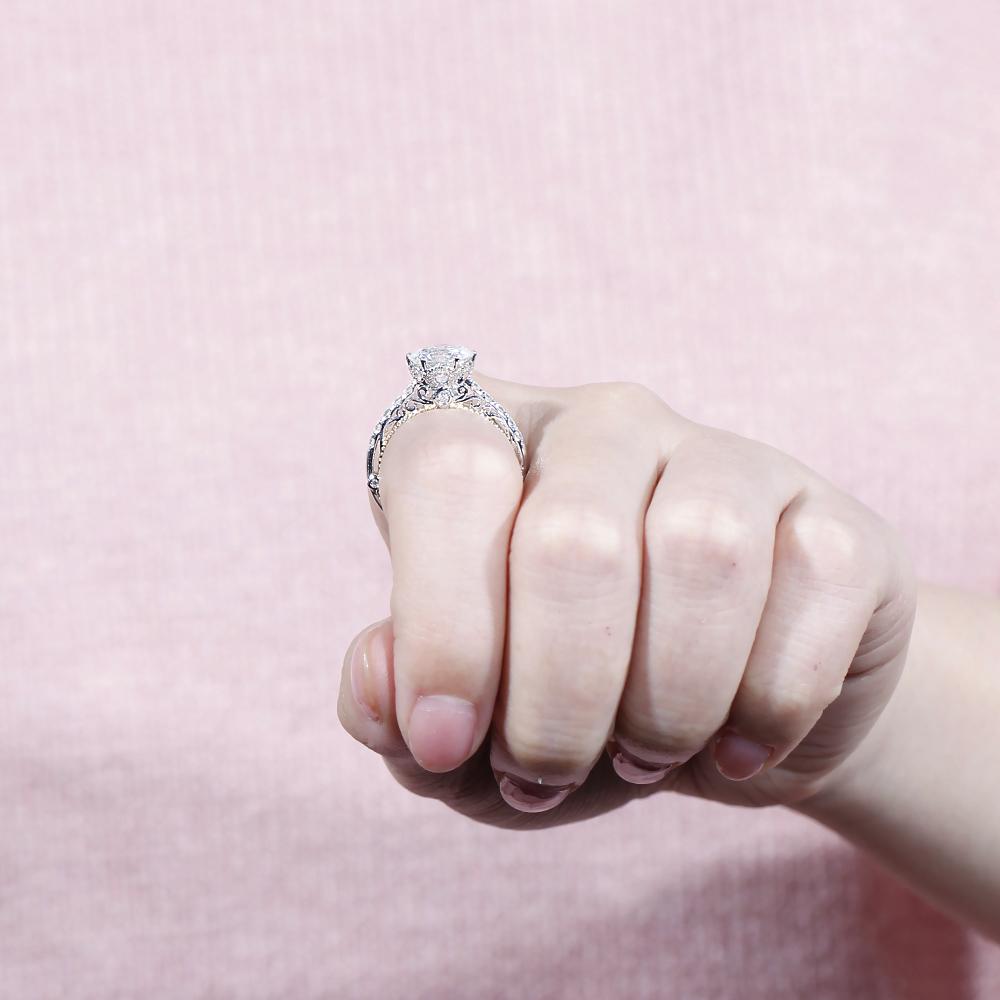 moissanite engagement ring (3)