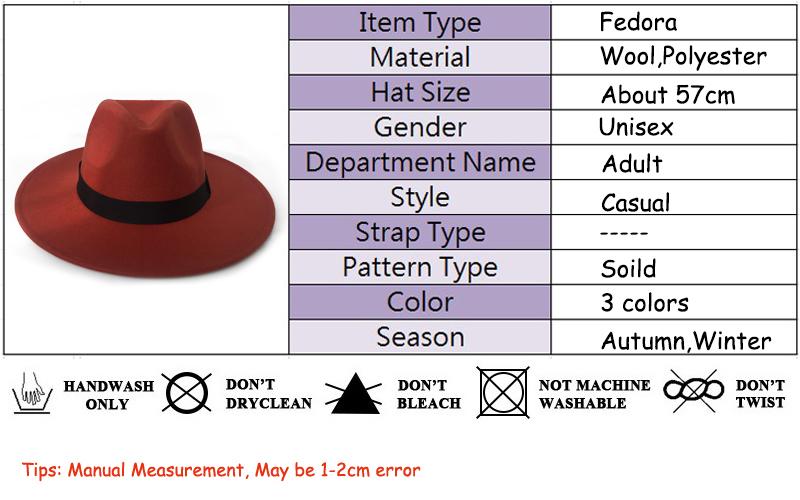 winter fedora hat