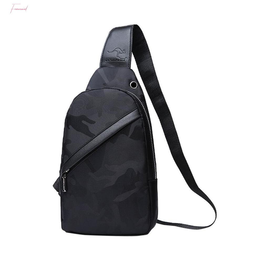 Cartoon Figure Multifunctional Bundle Backpack Shoulder Bag For Men And Women