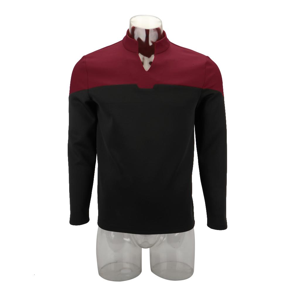 Star Trek Kirk Cosplay Archer Enterprise Costume Jumpsuit Uniform Halloween New