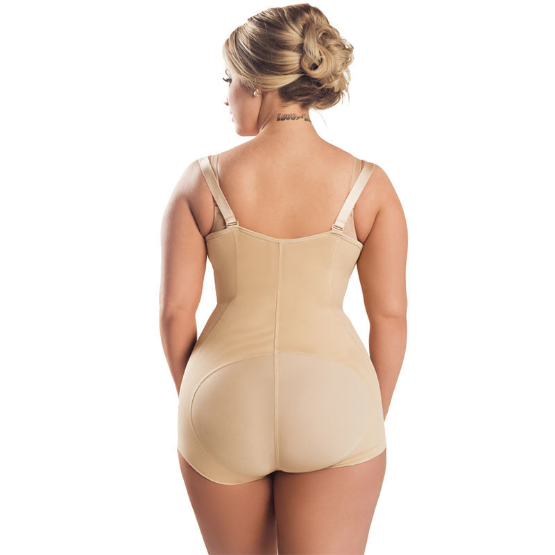 Big Size Bodysuit shapewear Slimming Underwear sexy bodysuit Women Shaper Underwear Women Slimming Belt waist trainer shapewear (2)