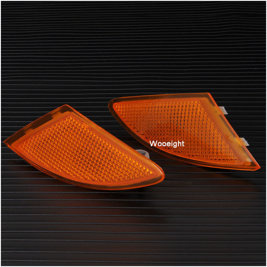 Wooeight 1Pc Front Bumper Left Turn Signal Indicator Light Lamp 2518200121 For Mercedes-Benz W251 R320 R350 R500 2007-2009 (8)