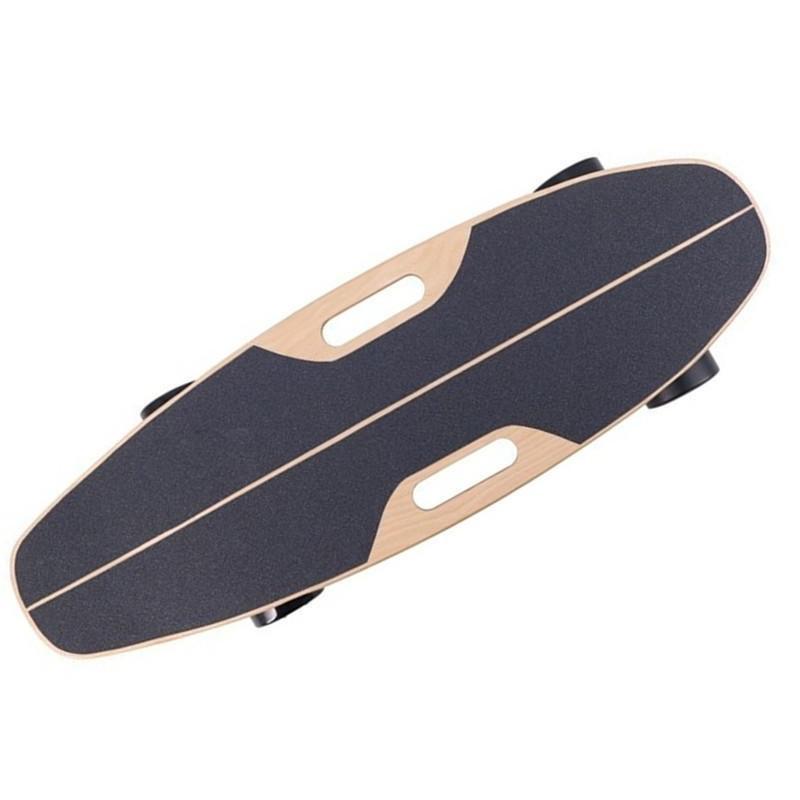 H2B-01 Longboard Skateboard elettrico US Standard 100-240V DUAL MOTOR Power