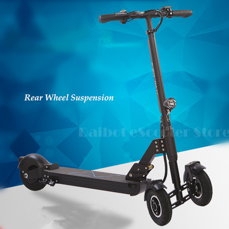 Daibot 3 Wheel Electric Scooter With Seat Electric Scooters 8 inch 400W 36V500W 48V Folding Electric Skateboard For Adults (2)