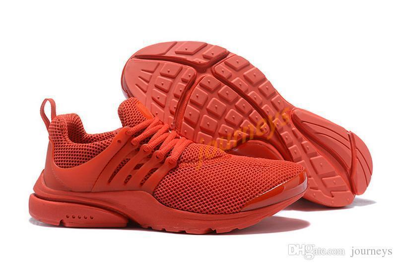 Discount Wholesale Presto 5 Grau lila reinweiß Ultra Runner Herren Damen Laufschuhe Classic Sport Sneakers