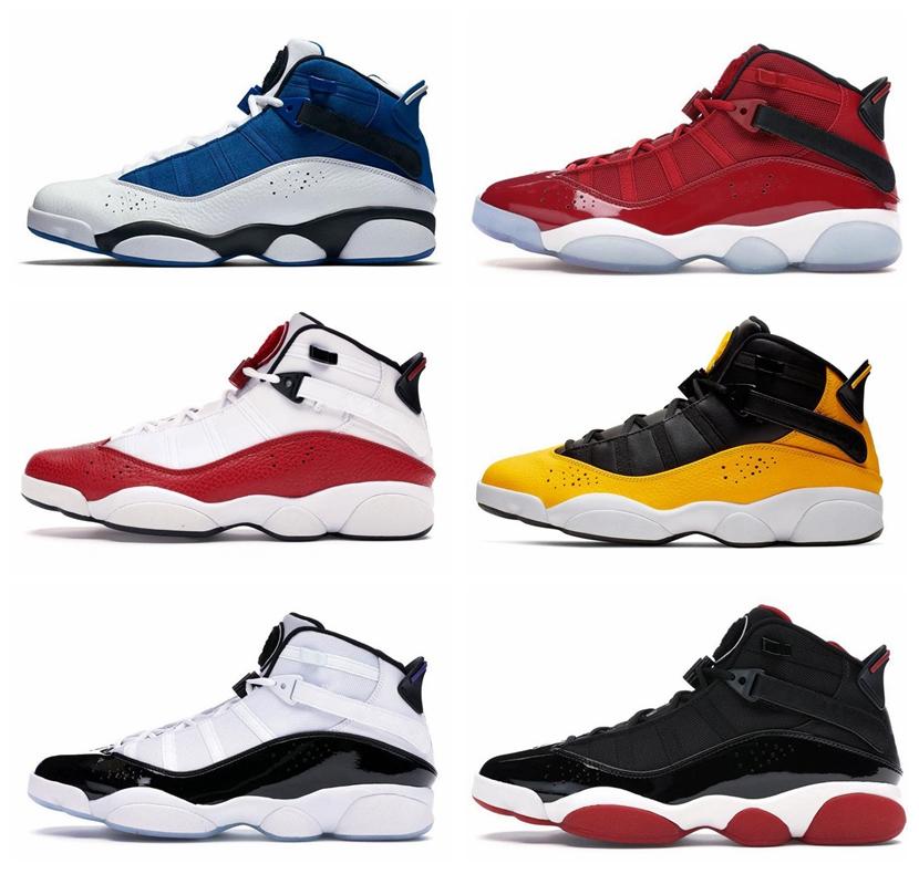 Remise à bas prix Hommes 6 anneaux reetched chaussures de basket, bon prix achats en ligne magasins pour la vente des bottes, des entraîneurs de sport