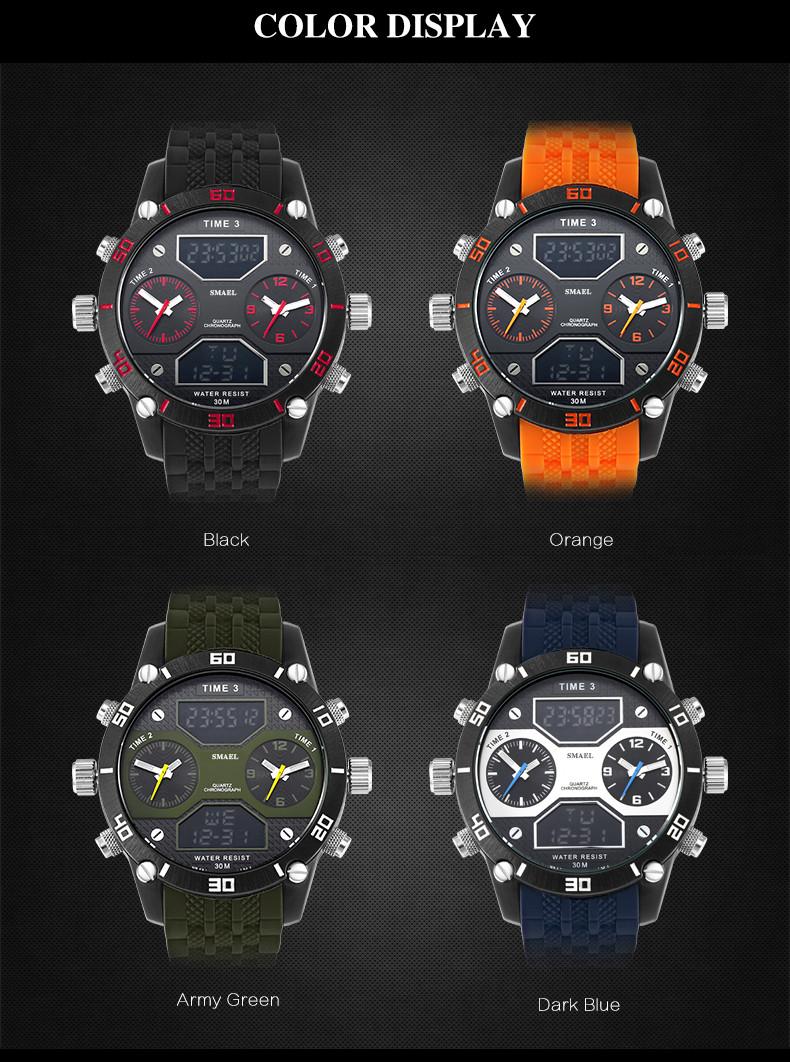 4.watch water resistant