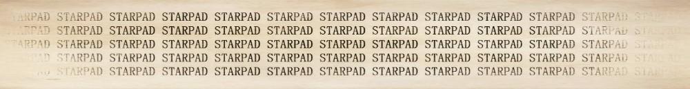 STARPAD LOGO S