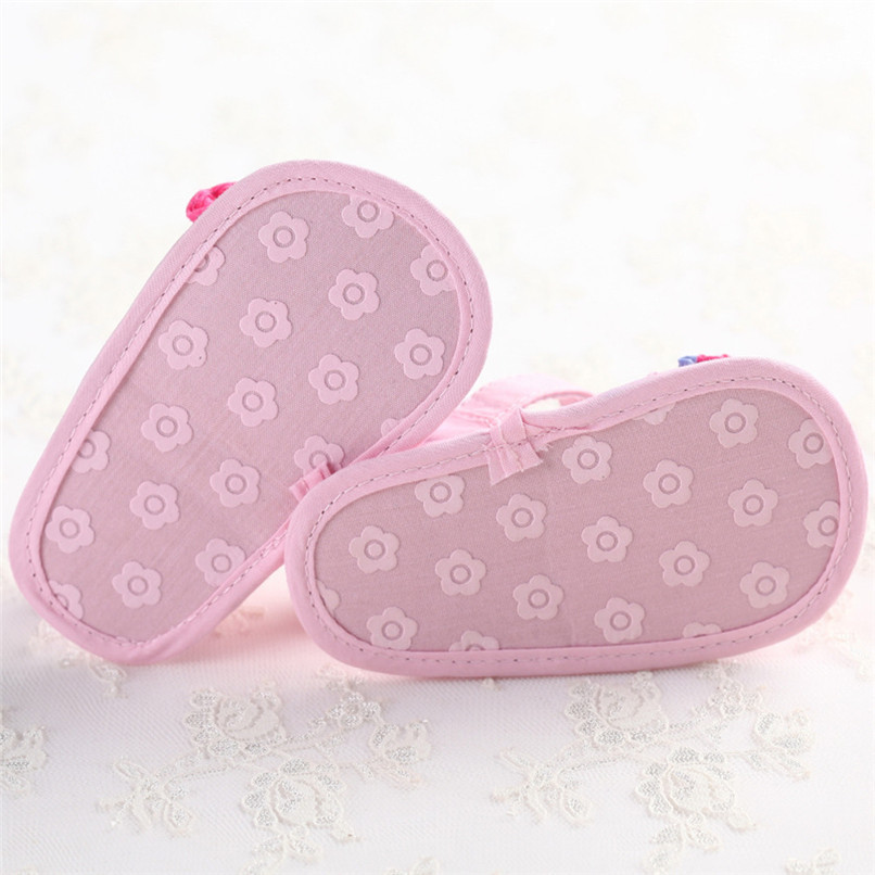 Summer Baby Girl Sandals Toddler Newborn Baby Girl Crib Flower Soft Sole Anti-slip Sneakers Canvas Sandals NDA84L25 (14)