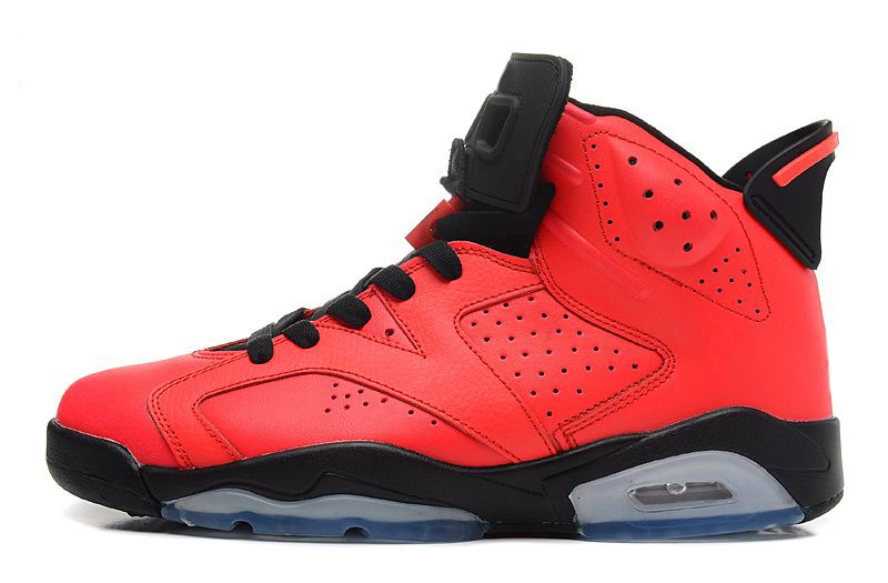 hot new 6 cheap basketball shoes Olympic red black Infrared Carmine Sneaker Sport Shoe For Online Sale
