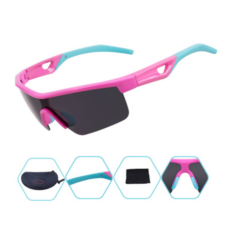 Children Kids Boys Girls Baby Polarized Sunglasses Silicon Rubber Shades Glasses Age 3-10 By ASVP Shop