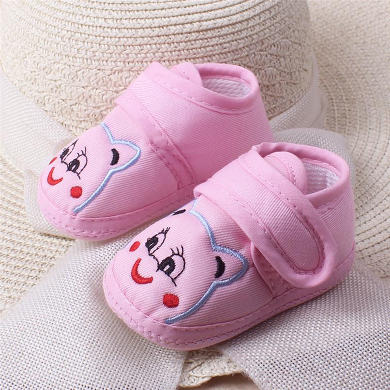 Baby Shoes Girl Boy Soft Sole Cartoon Anti-slip Shoes Toddler Shoes NDA84L18 (2)