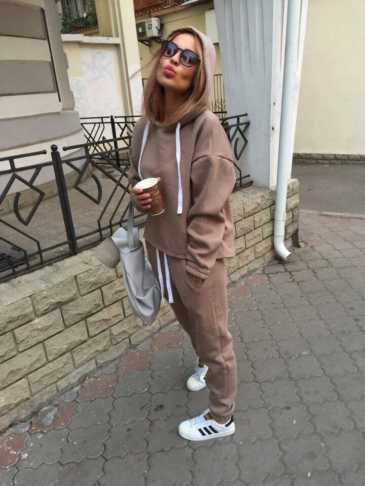 women two piece outfits set womens sweatsuits for woman pink outfit matching sets preppy style holiday top and pants