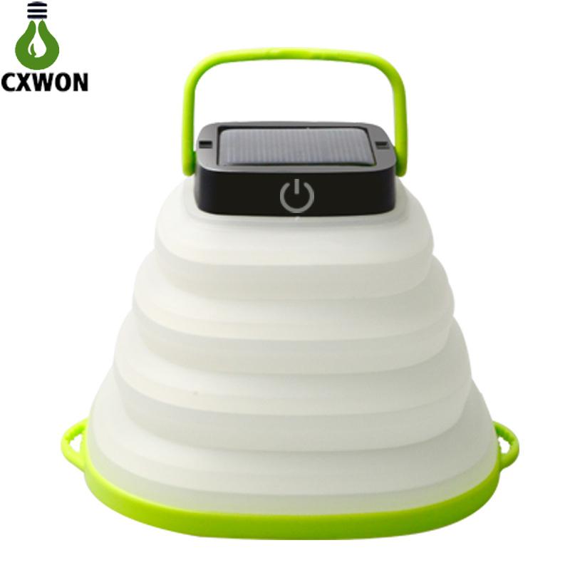 portable le camping lampe de poche l/'énergie solaire mini chaîne de lumière